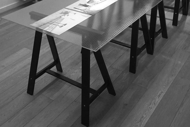 Table for Aleksandra Chaushova